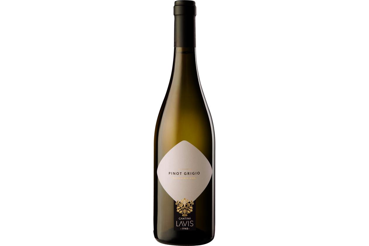 2017er Pinot Grigio Trentino D.O.C.