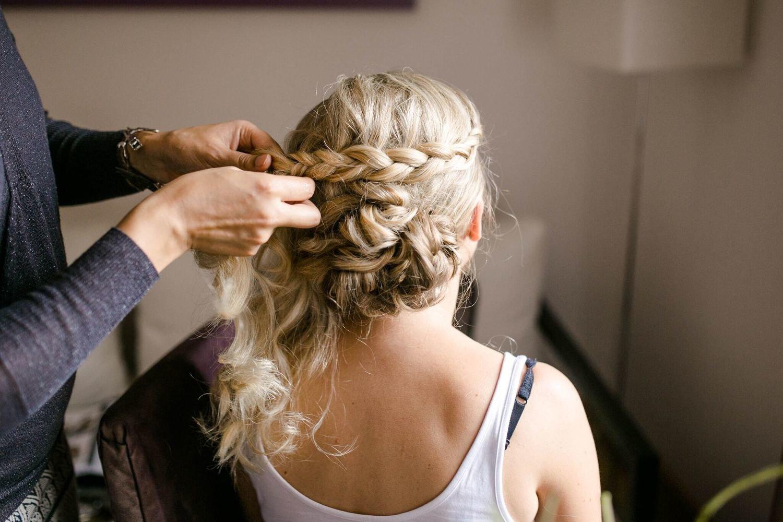 3 Tägige Hochsteck Serminare für Brautstylisten