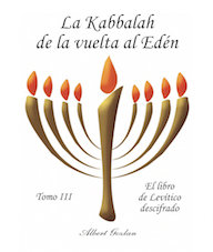 La Kabbalah de la vuelta al Edén - Tomo 3 (Albert Gozlan)