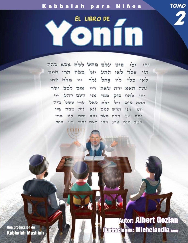 El Libro de Yonín - Tomo 2 (Albert Gozlan)