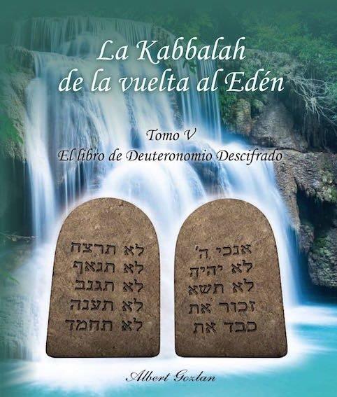 La Kabbalah de la vuelta al Edén - Tomo 5 (Albert Gozlan)