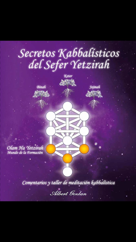 Sefer Yetzirah - Secretos Kabbalisticos (Albert Gozlan)