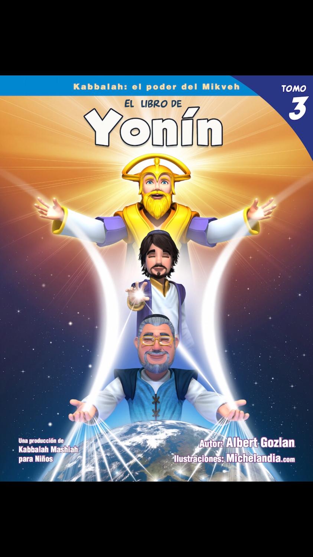 El Libro de Yonin - Tomó 3 (Albert Gozlan)