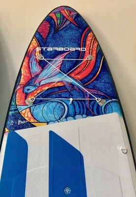 package STARBOARD INFL. iGO TIKHINE WAVE 2019 incl. gratis bijpassende paddle