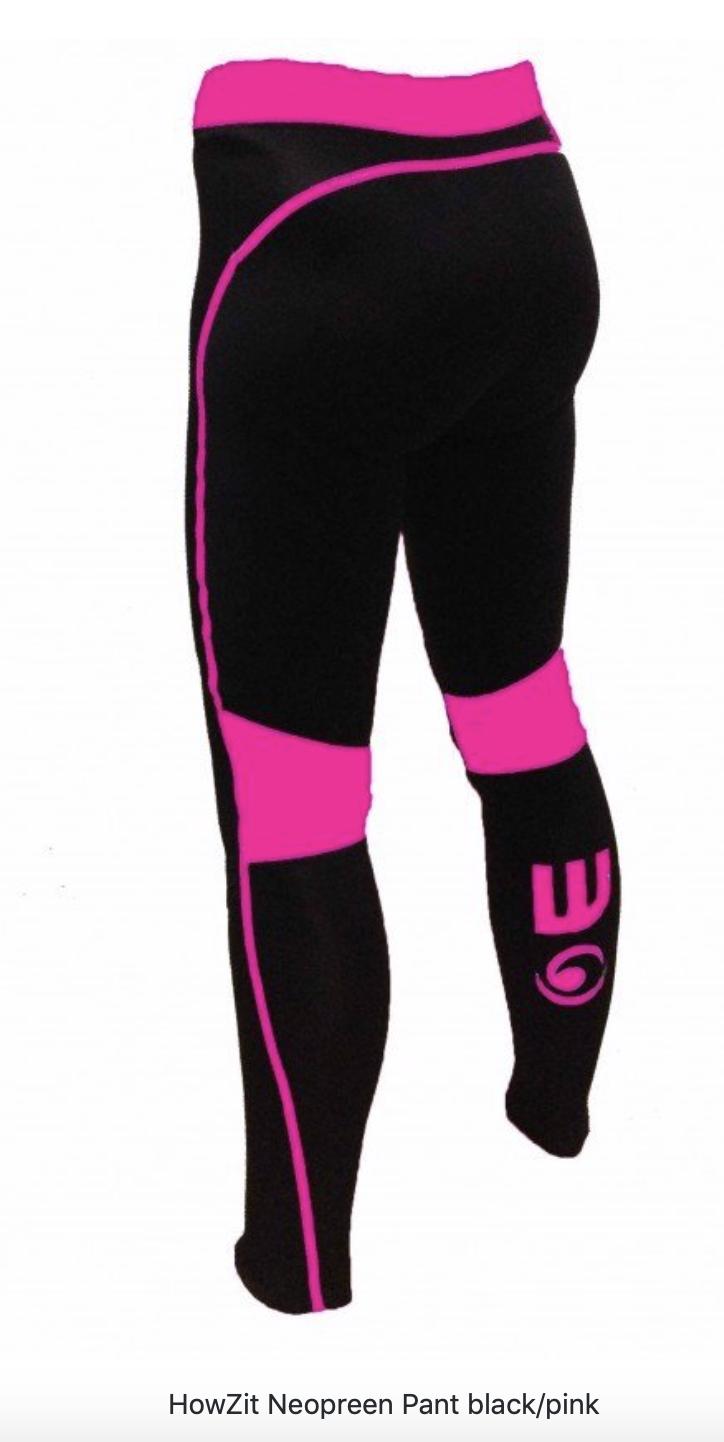 HowZit neoprene pant - pink
