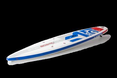 Starboard 12'6 iGO Touring De Luxe OPBLAASBAAR - OCCASION
