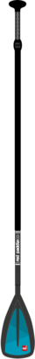 RED Alloy paddle - 2018 - gebruikt