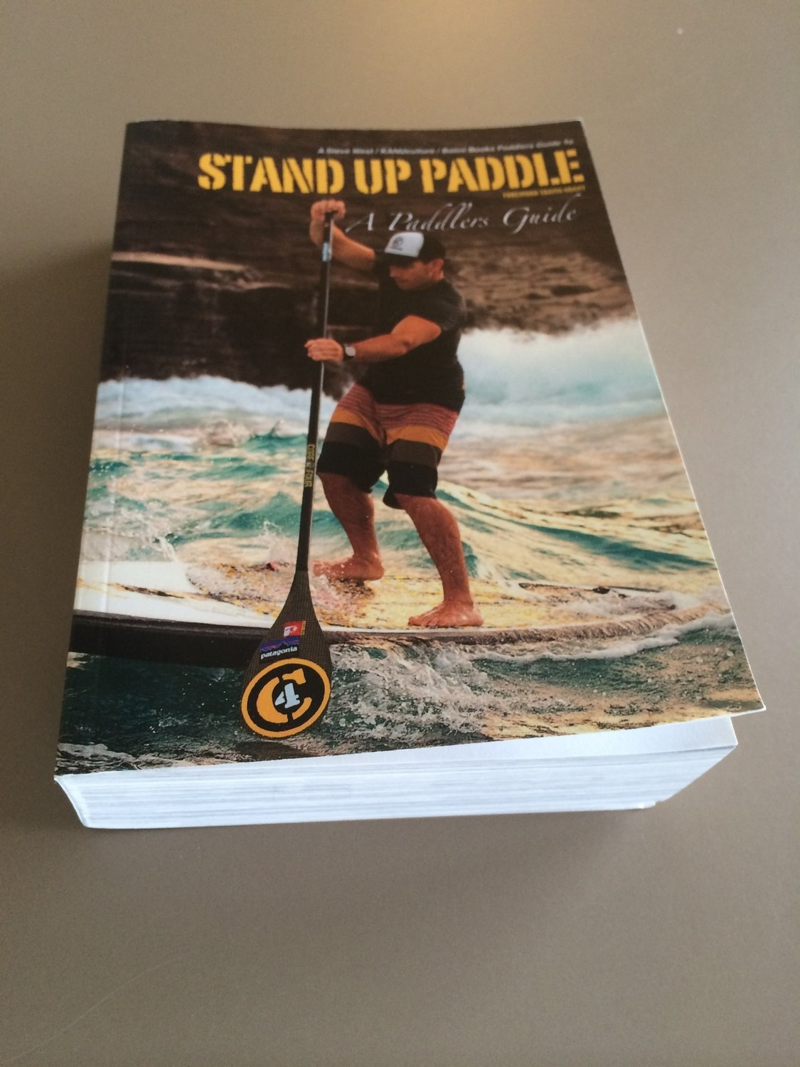 Boek Stand Up Paddle - the SUP-Bible
