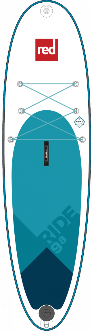 """RED 9'8"""" Ride - 2018"""