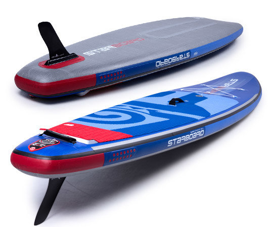 STARBOARD Atlas deLuxe DC inflatable