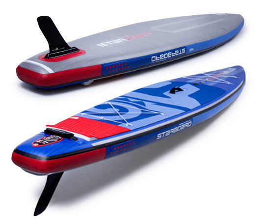 "STARBOARD Touring DeLuxe 12'6"" DC"