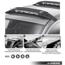 STARBOARD INFLATABLE ROOF RACK