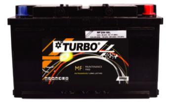 Turbo Plus MF (Maintenance Free) N40 N40