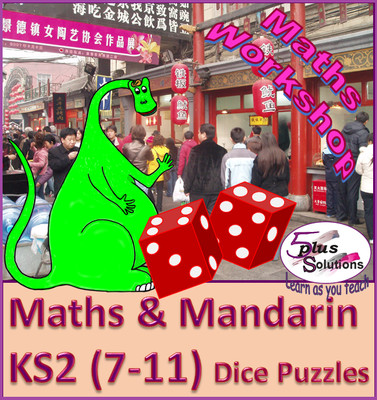 KS2 (Age 7-11) MATHS & MANDARIN WORKSHOP: Mathematical reasoning and problem solving
