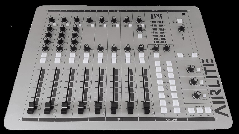 D&R Airlite USB Broadcast Mixer