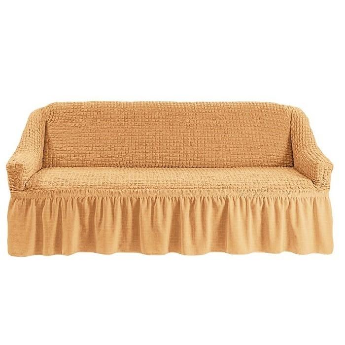 Чехол на 2-й диван (мед)