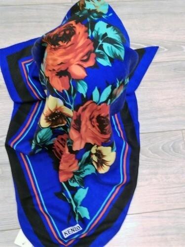 Кашемировый платок 60*60см