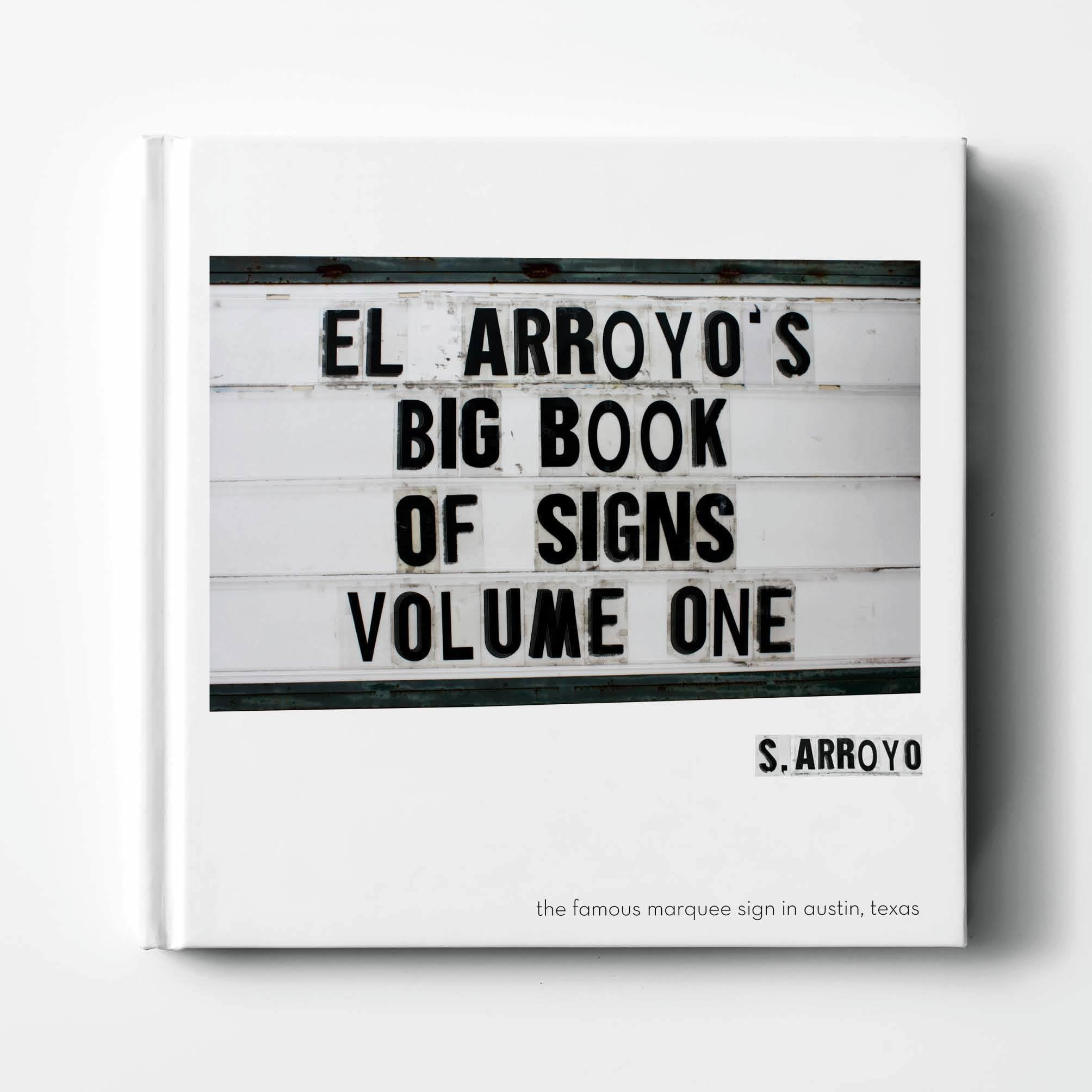 El Arroyo's Big Book of Signs Volume One 00010