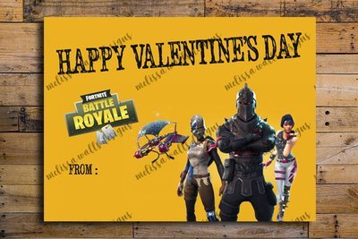Fortnite Valentine {no weapons option}