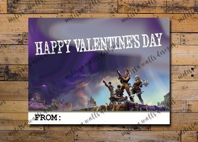 Fortnite Valentine