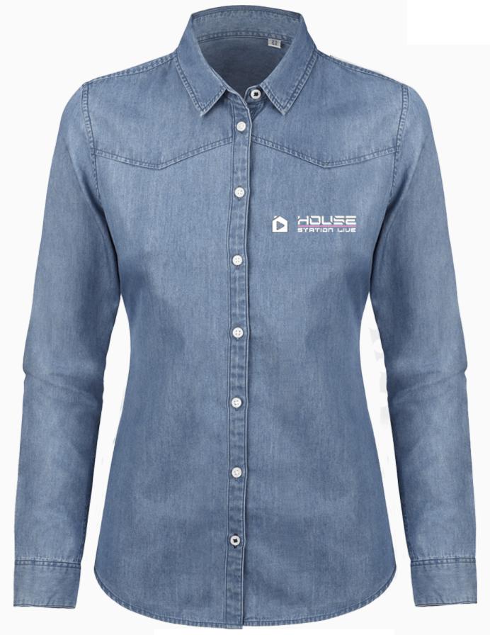 HSL FarWest JeansJacket (Female) WC-7