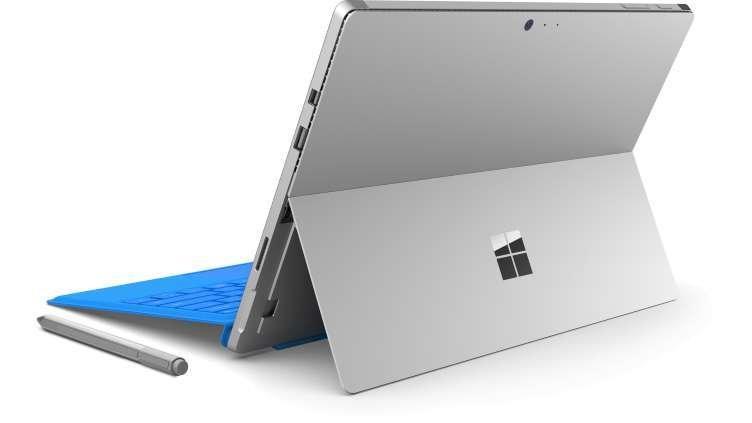 Surface Pro 4 | Iris pro Graphics 540 CP-2