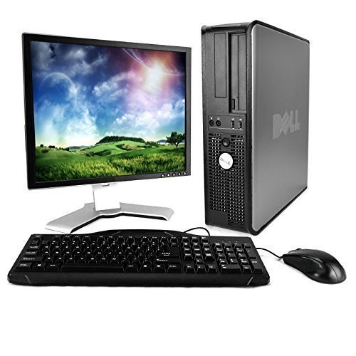 "Optilex 740 | XP Pro | 17"" HD Screen CP-6"