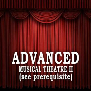 Advanced Musical Theatre II