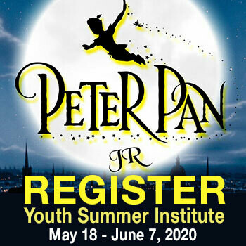 Youth Troupe Summer Institute (May 18-June 7)