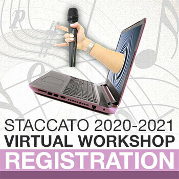 Staccato 2020-2021 Virtual Workshop - FREE EVENT