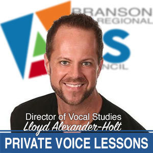Private Voice Lessons w Lloyd Alexander-Holt BRACVOCAL