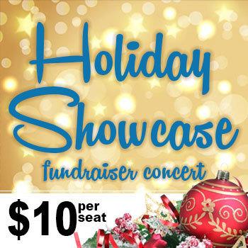 Holiday Showcase Fundraiser SHOWCASE