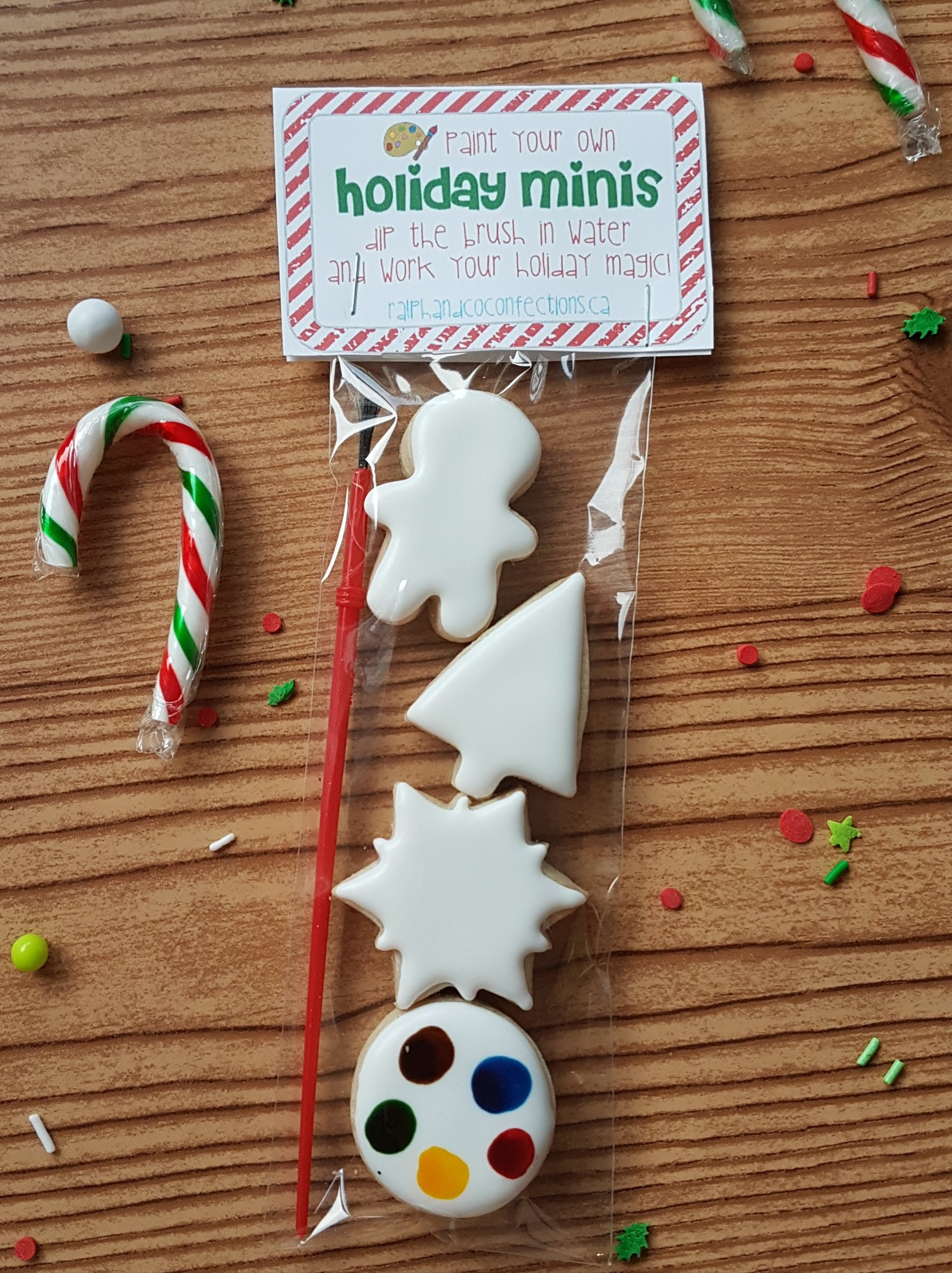 Paint-Your-Own Holiday Minis 00007