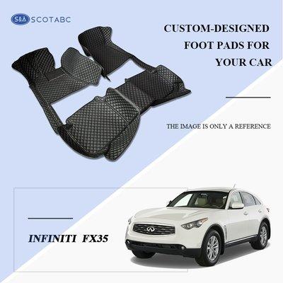 Infiniti FX (S50 2002-2008) Car Mats