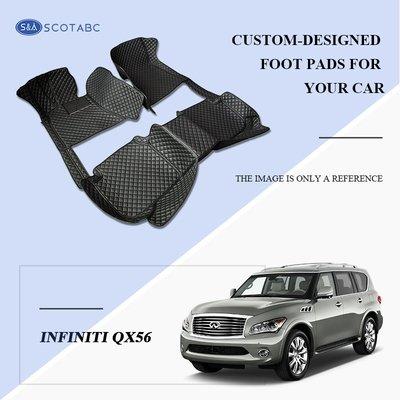 Infiniti QX56 (JA60 2004–2010) Car Floor Mats
