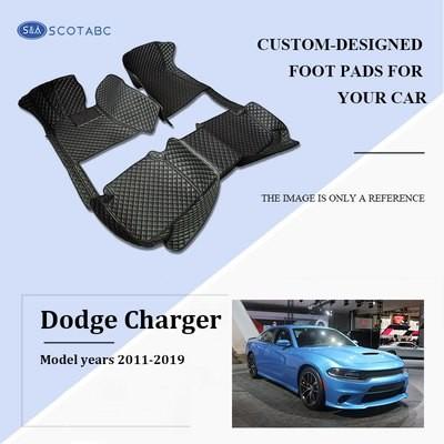 Dodge Charger Floor Mats 2011-2019