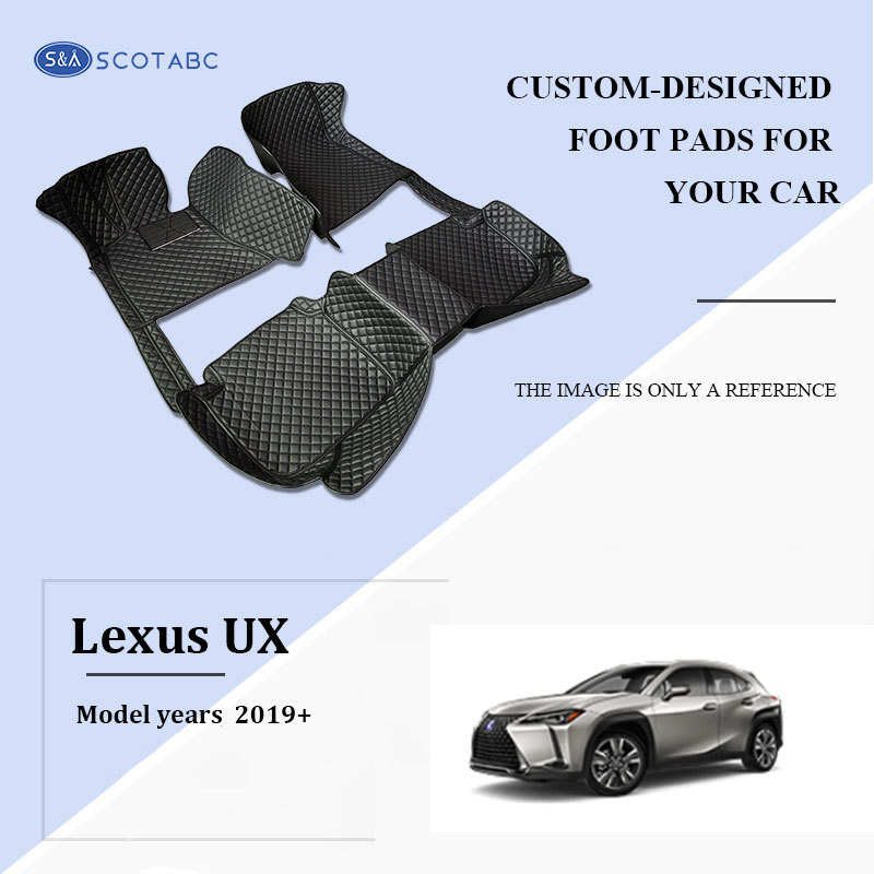2019 Lexus UX Car Mats