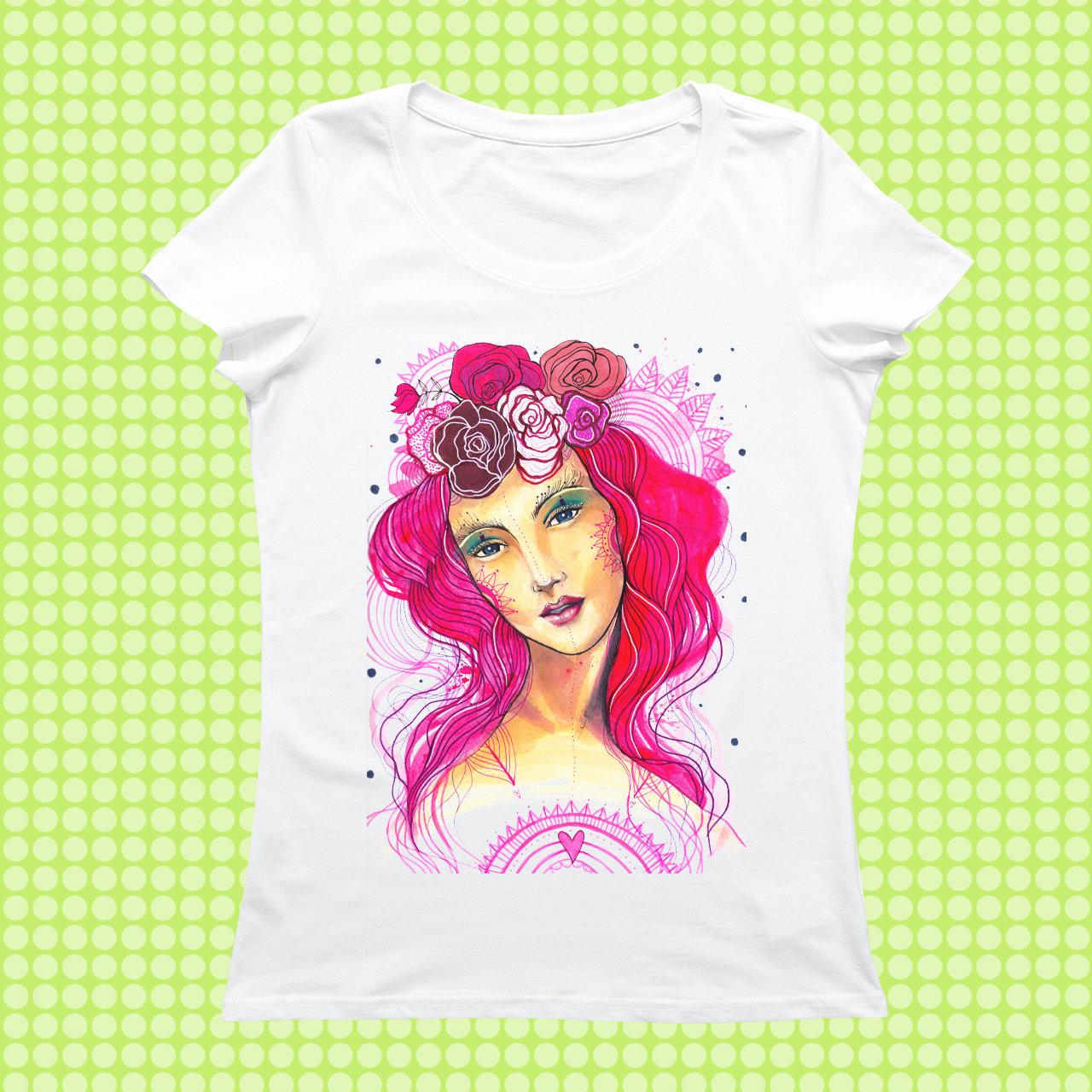 Víla na tričku/ Stedman 00114