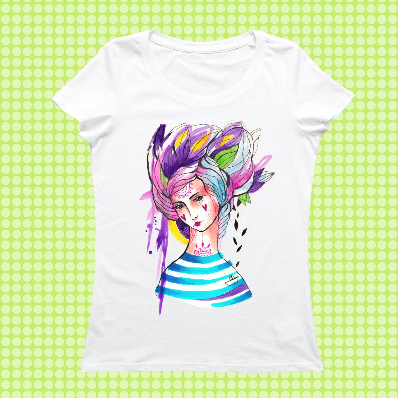 Námorníčka na tričku/ Stedman 00122
