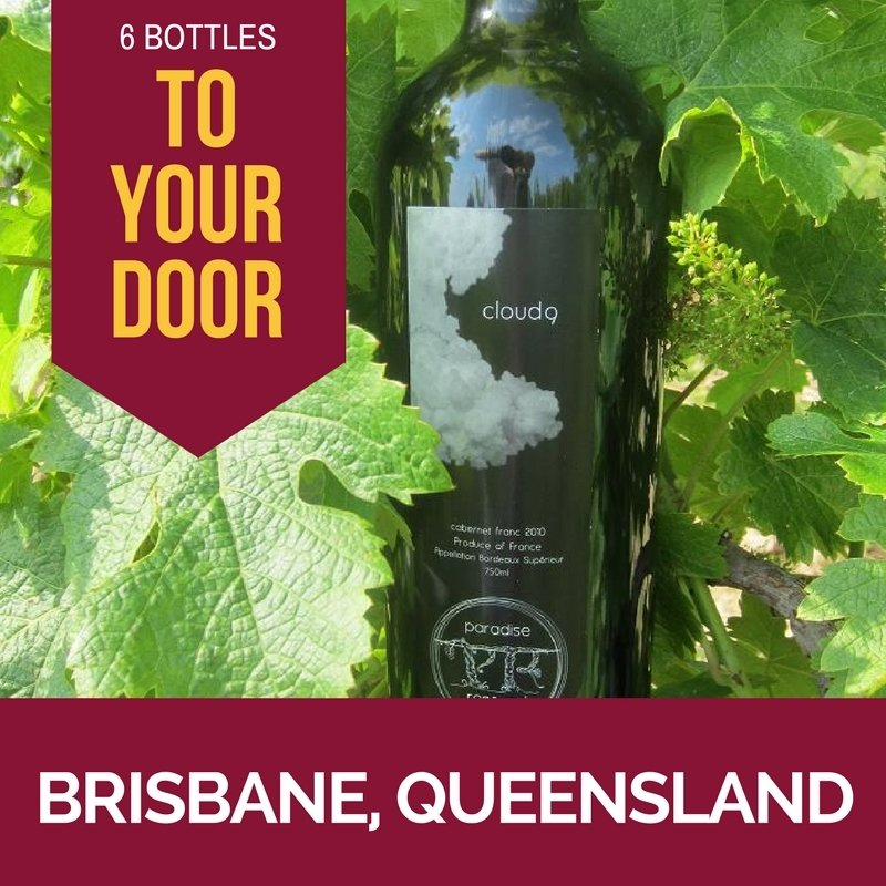 Brisbane Metro - Cloud9 2010 Bordeaux Cabernet Franc - Carton (6 bottles)