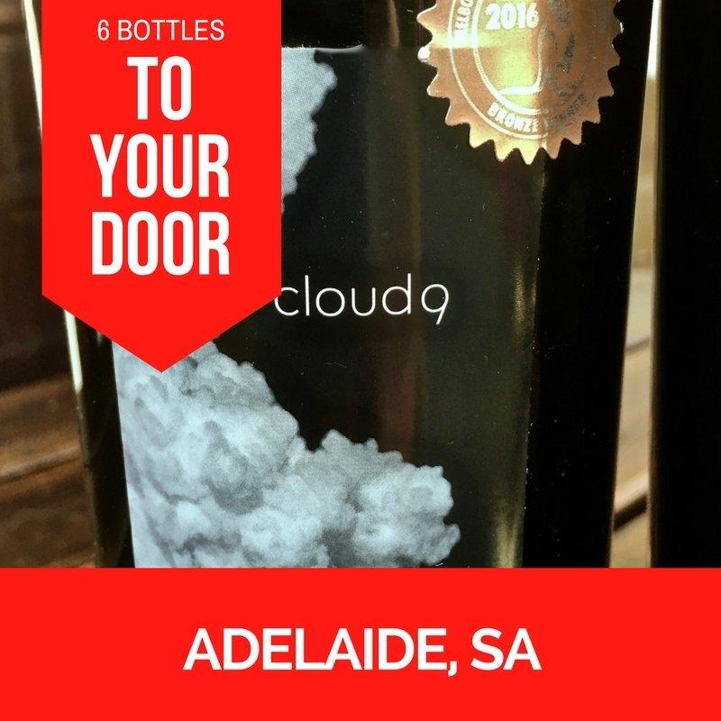 Adelaide Delivery - Cloud9 2010 Bordeaux Cabernet Franc - Carton (6 bottles) CLOUD9AUSADEL