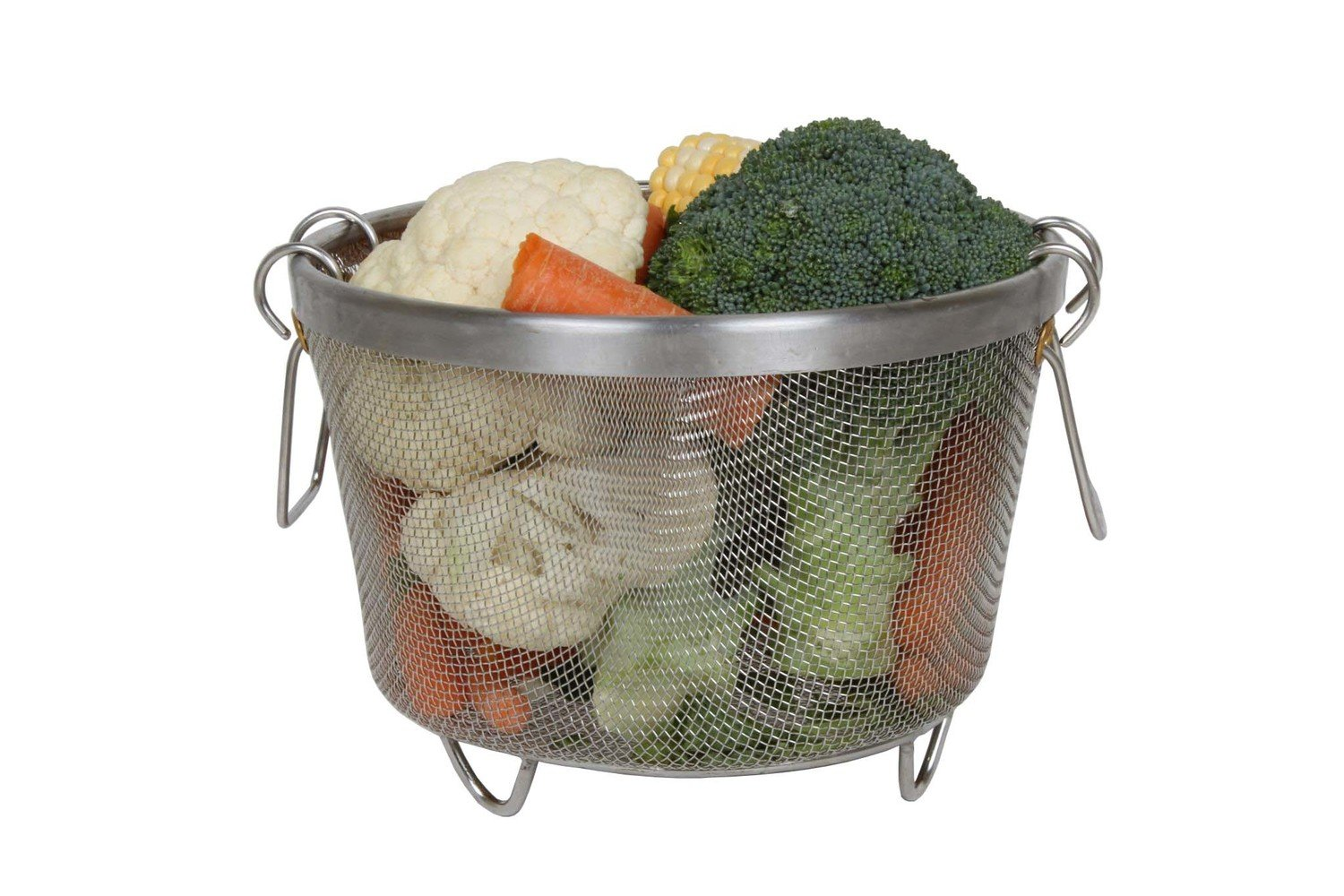 Chiboz Cookware Steamer Compatible with 6 Qt Instant Pot