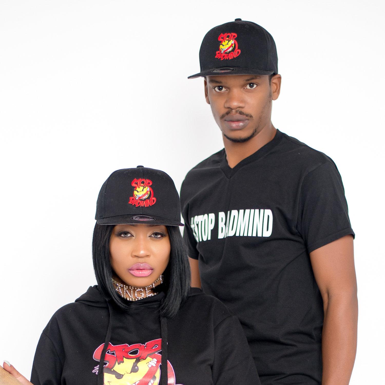 Stop Badmind Snapback PK-SBM-SB