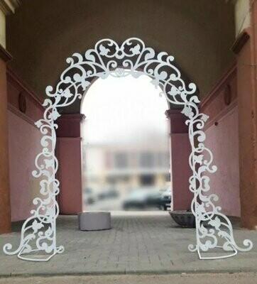 Свадебная арка . № 4