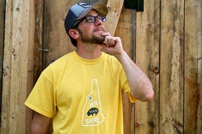 New Ham Shire T Shirt