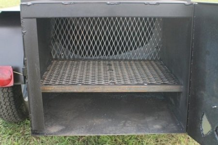 Lang Smoker,BBQ smoker,offset smoker,reverse flow smoker,catering  trailer,Meadow Creek smoker