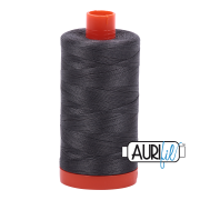 Col.# 2630 -Dark Pewter- Aurifil 50 weight