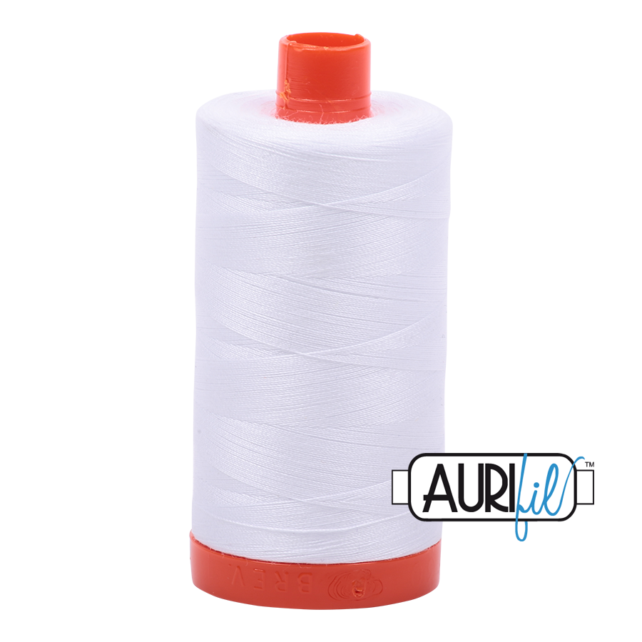 Aurifil 50 weight - All Colours