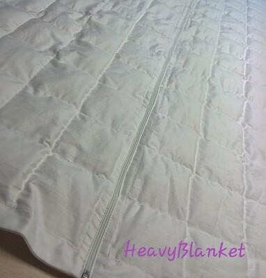 Утяжеленное одеяло Взрослое-Подростковое 150х200, 12 кг (150х170, 10 кг)