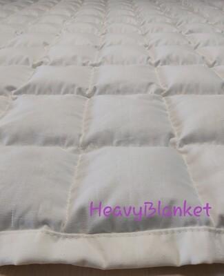 Утяжеленное одеяло Подростковое 120х170, 8,5 кг
